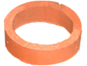 Clay tile spacer