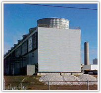 Plume Abatement for Cooling Towers